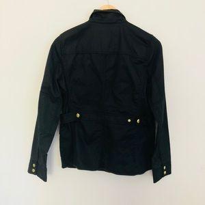 J. Crew Jackets & Coats - J Crew black field jacket